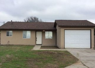 Pre Foreclosure in Madera 93638 WESTERN WAY - Property ID: 1602910984