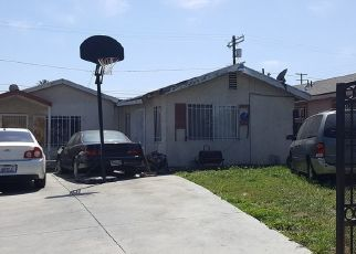 Pre Foreclosure in Los Angeles 90002 E 91ST ST - Property ID: 1602958269