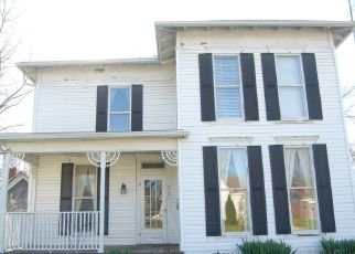 Pre Foreclosure in Clay City 47841 MAIN ST - Property ID: 1603557872