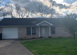 Pre Foreclosure in New Albany 47150 ASPEN CT - Property ID: 1603576247