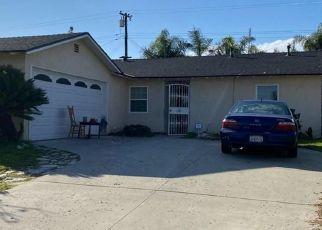 Pre Foreclosure in Pomona 91767 ALDER ST - Property ID: 1603803565