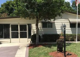 Pre Foreclosure in Lady Lake 32159 JASON DR - Property ID: 1603943270