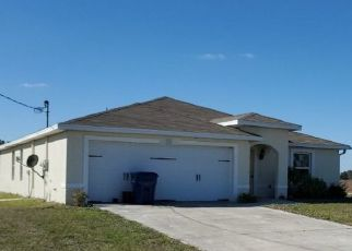 Pre Foreclosure in Labelle 33935 CANOE CT - Property ID: 1604372936