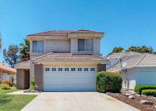 Pre Foreclosure in Murrieta 92562 JOAQUIN RIDGE DR - Property ID: 1604727692