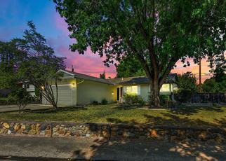 Pre Foreclosure in Orangevale 95662 MIRWOOD CT - Property ID: 1604815276