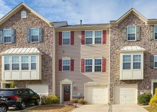 Pre Foreclosure in Swedesboro 08085 CYPRESS ST - Property ID: 1605136316