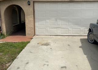 Pre Foreclosure in Pomona 91768 RANDY ST - Property ID: 1605408744