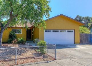 Pre Foreclosure in Santa Rosa 95407 IRONWOOD CT - Property ID: 1605504657