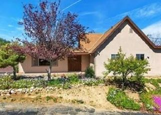 Pre Foreclosure in Fallbrook 92028 RAINBOW CREST RD - Property ID: 1605685989