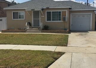 Pre Foreclosure in Norwalk 90650 SUMMER AVE - Property ID: 1605965850