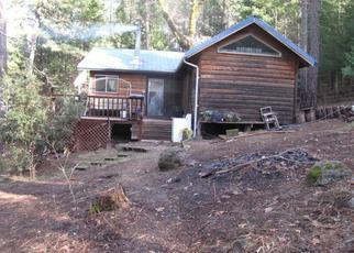 Pre Foreclosure in Shingletown 96088 PONDEROSA WAY - Property ID: 1605983355