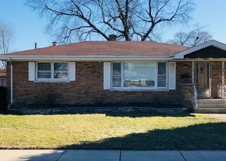 Pre Foreclosure in South Holland 60473 E 162ND PL - Property ID: 1606207157