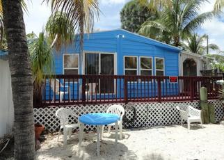 Pre Foreclosure in Summerland Key 33042 BAYVIEW DR - Property ID: 1606233444