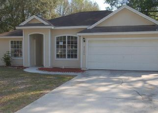 Pre Foreclosure in Yulee 32097 SAINT THOMAS ST - Property ID: 1606880778