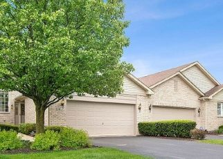 Pre Foreclosure in Tinley Park 60477 ILIAD DR - Property ID: 1607608236