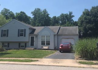 Pre Foreclosure in Manchester 17345 CROSSING WAY - Property ID: 1607755850