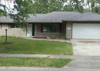 Pre Foreclosure in Fort Wayne 46819 CRESTWAY DR - Property ID: 1607895105