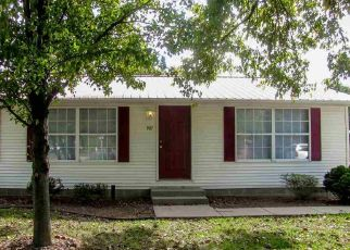 Pre Foreclosure in Princeton 47670 E KENTUCKY ST - Property ID: 1607914382