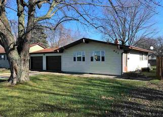 Pre Foreclosure in Marion 46952 N MILLER AVE - Property ID: 1607916576