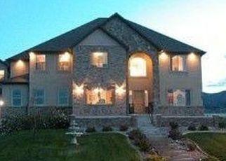 Pre Foreclosure in Saratoga Springs 84045 S CENTENNIAL BLVD - Property ID: 1607990147