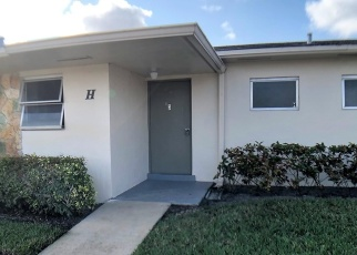Pre Foreclosure in West Palm Beach 33415 EMORY DR E - Property ID: 1608041849