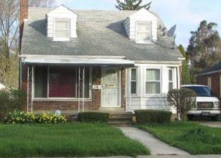 Pre Foreclosure in Detroit 48224 LANARK ST - Property ID: 1608160527