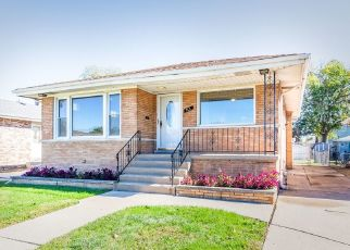Pre Foreclosure in Calumet City 60409 BUFFALO AVE - Property ID: 1608597630