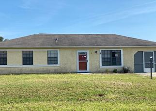 Pre Foreclosure in Ocala 34472 HICKORY TRACK LN - Property ID: 1608616906