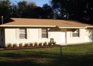 Pre Foreclosure in Ocala 34482 NW 65TH CT - Property ID: 1608617328