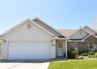 Pre Foreclosure in Provo 84601 W 1100 N - Property ID: 1608663766