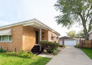 Pre Foreclosure in Chicago 60643 S SANGAMON ST - Property ID: 1608738204