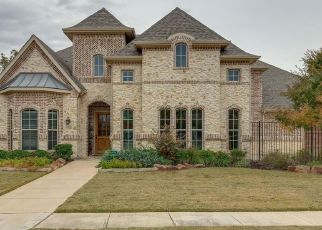 Pre Foreclosure in Southlake 76092 MONTROSE LN - Property ID: 1609061436