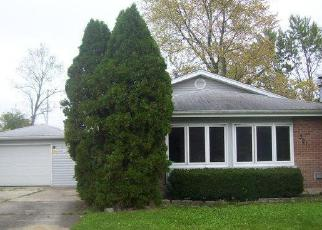 Pre Foreclosure in Park Forest 60466 TODD ST - Property ID: 1609439409