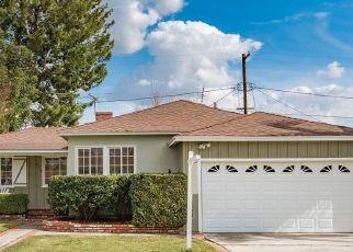 Pre Foreclosure in Northridge 91324 GEYSER AVE - Property ID: 1609559414