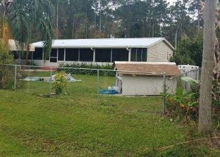 Pre Foreclosure in Crescent City 32112 PARADISE SHORES RD - Property ID: 1609728922