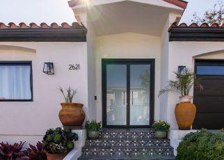 Pre Foreclosure in Los Angeles 90068 CRESTON DR - Property ID: 1609736810