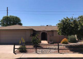 Pre Foreclosure in Mesa 85202 W NARANJA AVE - Property ID: 1609917236