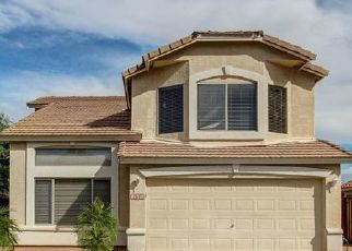Pre Foreclosure in Gilbert 85296 S WESTERN SKIES DR - Property ID: 1609925562