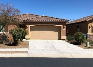 Pre Foreclosure in Sahuarita 85629 S CAMINO BORONA - Property ID: 1609968936