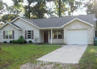 Pre Foreclosure in Crawfordville 32327 J R MILTON RD - Property ID: 1610195349