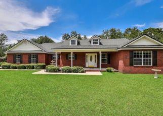 Pre Foreclosure in Macclenny 32063 FERREIRA RD - Property ID: 1610634198