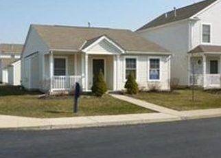 Pre Foreclosure in Canal Winchester 43110 GLENDALOUGH ST - Property ID: 1610817273