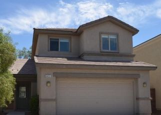 Pre Foreclosure in North Las Vegas 89084 CARRIER DOVE AVE - Property ID: 1611779959