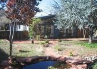 Pre Foreclosure in Sedona 86336 HUMMINGBIRD CIR - Property ID: 1611950763