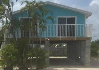 Pre Foreclosure in Big Pine Key 33043 AVENUE F - Property ID: 1612105807