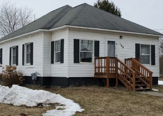 Pre Foreclosure in Cadillac 49601 LEESON AVE - Property ID: 1612152666