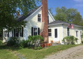 Pre Foreclosure in Islesboro 04848 MAIN RD - Property ID: 1612481135