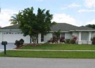 Pre Foreclosure in West Palm Beach 33414 NORWICK ST - Property ID: 1613089934