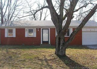 Pre Foreclosure in Hope 47246 HAUSER DR - Property ID: 1613497684
