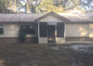 Pre Foreclosure in Old Town 32680 NE 489TH ST - Property ID: 1614035960